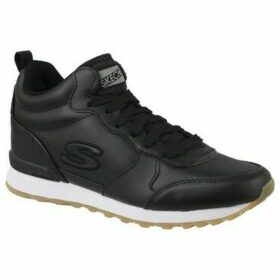 Skechers  OG 85  women's Shoes (High-top Trainers) in Black
