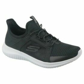 Skechers  Ultra Flex  women's Shoes (Trainers) in Black