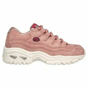 Skechers  Energy Wave Dancer  women's Shoes (Trainers) in Pink