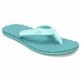 The North Face  Base Camp Mini  women's Flip flops / Sandals (Shoes) in Blue