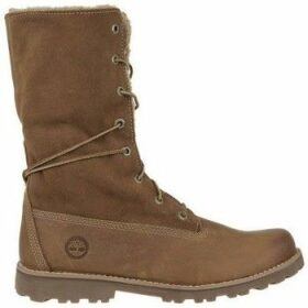Timberland  6 IN Shearling  women's High Boots in Brown
