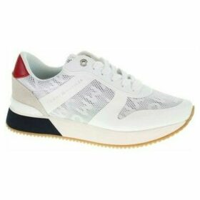 Tommy Hilfiger  FW0FW04026  women's Shoes (Trainers) in multicolour