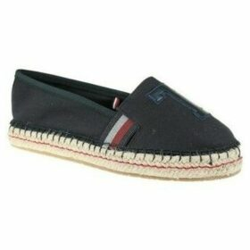Tommy Hilfiger  FW0FW03846403  women's Espadrilles / Casual Shoes in Black