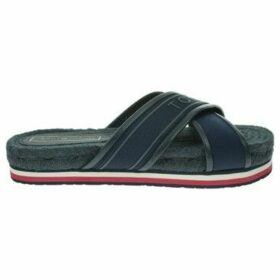 Tommy Hilfiger  Colorful Tommy Flat Sandal  women's Mules / Casual Shoes in multicolour