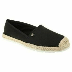 Tommy Hilfiger  FW0FW04041990  women's Espadrilles / Casual Shoes in Black