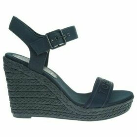Tommy Hilfiger  Colorful Tommy Wedge Sandal  women's Espadrilles / Casual Shoes in multicolour