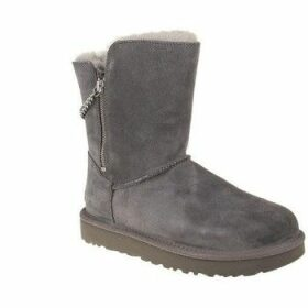 UGG  Classsic Short Sparkle  women's Snow boots in Grey
