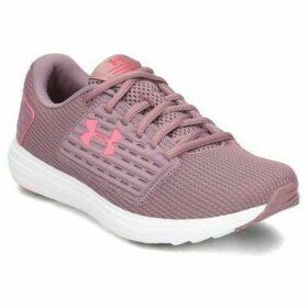 Under Armour  Surge SE  women's Shoes (Trainers) in Purple