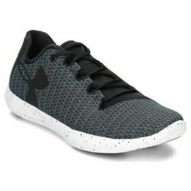 Under Armour  Street Precision Low Speckle  women's Shoes (Trainers) in Black