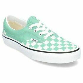 Vans  Era  women's Shoes (Trainers) in Green