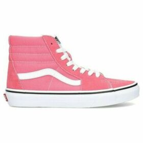 Vans  SK8HI OW2  women's Shoes (High-top Trainers) in Pink