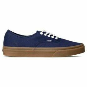 Vans  Authentic Gumsol  women's Shoes (Trainers) in multicolour