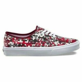 Vans  Authentic DX Wov  women's Shoes (Trainers) in multicolour