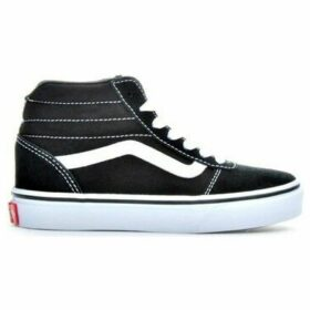 Vans  YT Ward HI B  women's Shoes (High-top Trainers) in Black