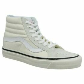 Vans  SK8 HI 38 DX  women's Shoes (Trainers) in White