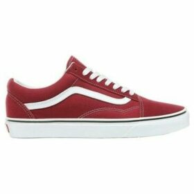 Vans  UA Old Skool  women's Shoes (Trainers) in multicolour