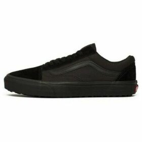 Vans  UA Old Skool UC Made For The Makers  women's Shoes (Trainers) in Black