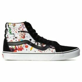 Vans  SK8HI Reissue Paint Splatter  women's Shoes (High-top Trainers) in multicolour