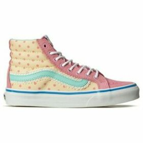 Vans  SK8HI Slim Toy Story  women's Shoes (High-top Trainers) in multicolour