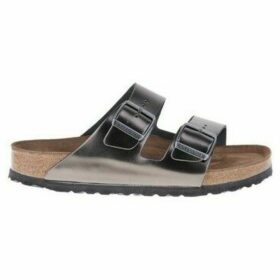 Birkenstock  Arizona Sfb  women's Mules / Casual Shoes in Silver