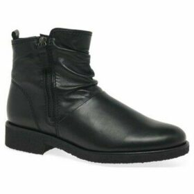Gabor  Meg Womens Ankle Boots  women's Mid Boots in Black