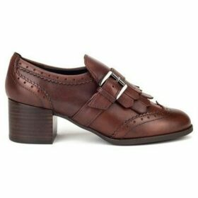 Geox  Jacy  women's Loafers / Casual Shoes in Brown