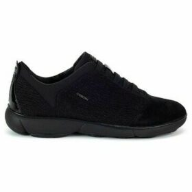 Geox  Nebula  women's Shoes (Trainers) in Black