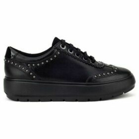 Geox  Kaula  women's Shoes (Trainers) in Black