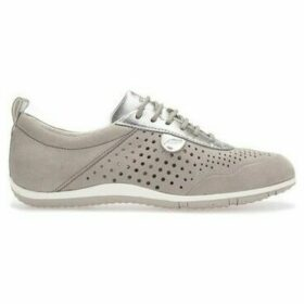 Geox  Vega  women's Casual Shoes in Grey
