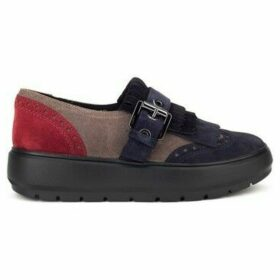 Geox  Kaula  women's Loafers / Casual Shoes in multicolour