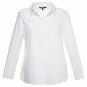 Ulla Popken  Classic shirt  women's Shirt in White