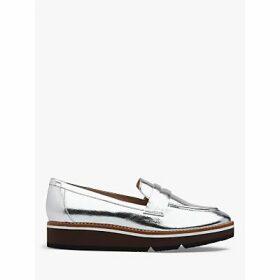 L.K. Bennett Shana Leather Loafers