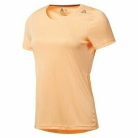 Reebok Sport  Running Essentials  women's T shirt in Orange