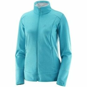 Salomon  Discovery FZ W  women's Sweatshirt in multicolour