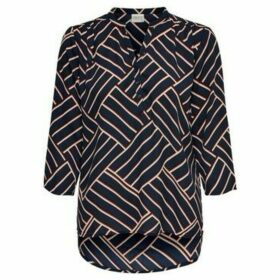 Jacqueline De Yong  CAMISA  PARA MUJER  women's Shirt in Blue