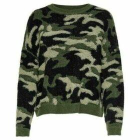 Only  SUDADERA MUJER  women's Sweatshirt in Green