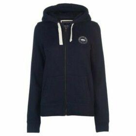 Soulcal  Signature Zip Hoodie  women's Sweatshirt in Blue