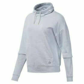 Reebok Sport  Training Essentials Marble Cowl Neck  women's Sweatshirt in multicolour