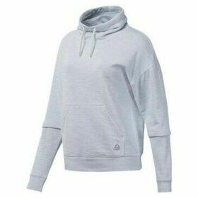 Reebok Sport  Training Essentials Marble Cowl Neck  women's Sweatshirt in multicolour