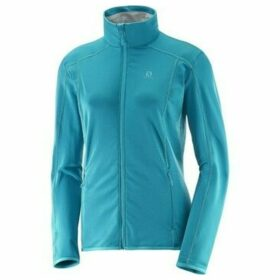 Salomon  Discovery FZ  women's Fleece jacket in multicolour
