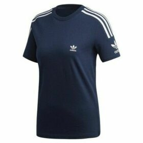 adidas  Lock UP Tee  women's T shirt in multicolour
