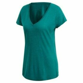 adidas  Winners Tee  women's T shirt in Green