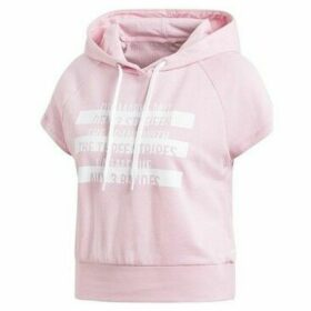 adidas  W Sid Hood  women's Sweatshirt in multicolour