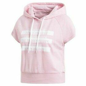 adidas  W Sid Hood  women's Sweatshirt in multicolour