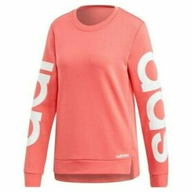 adidas  Brand Sweat  women's Sweatshirt in Pink