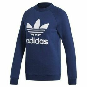 adidas  Trefoil Crew Sweatshirt  women's Sweatshirt in multicolour
