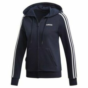 adidas  3 Stripes FZ HD  women's Sweatshirt in multicolour