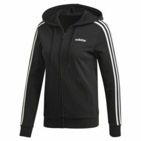 adidas  Essentials 3STRIPES  women's Sweatshirt in Black