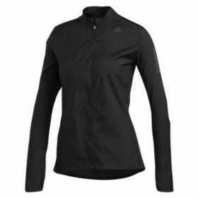 adidas  Own The Run Jacket  women's Shirt in Black
