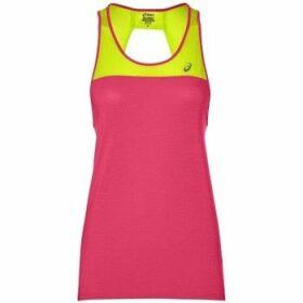 Asics  Loose Strappy Tank  women's Vest top in multicolour